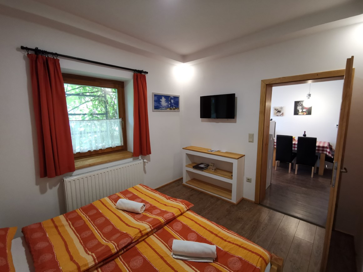 Sára Apartment bedroom
